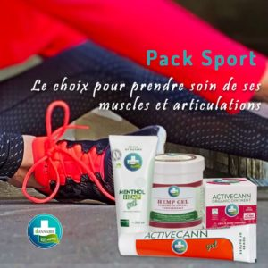 pack relaxation sport