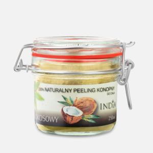 Gommage naturel à la noix de coco